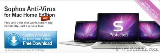Sophos Anti-Virus for Mac