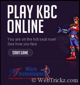 Play KBC 4 online