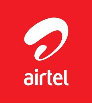 New Airtel logo