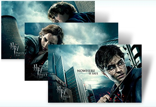 Harry Potter theme_Microsoft