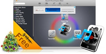 iPhone Ringtone Maker for Mac
