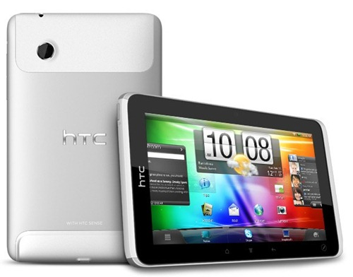 HTC Flyer_Android Tablet