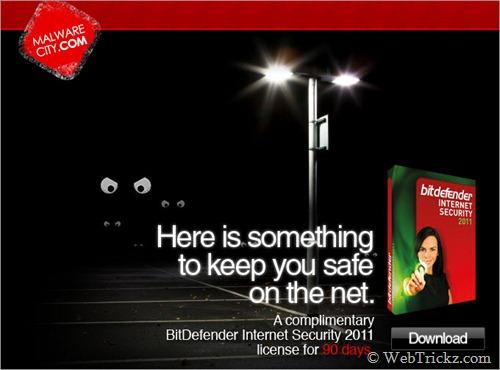 BitDefender Internet Security 2011_Free 90 days