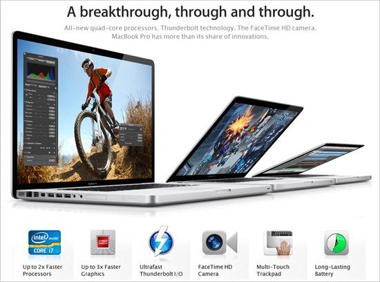 new macbook pro