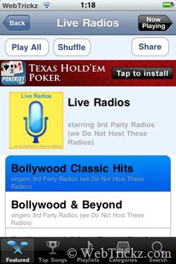 live radios