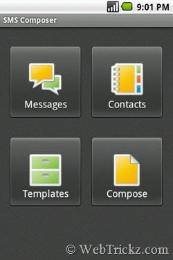 SMS Composer