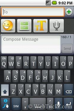 SMS Composer_compose sms