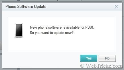 P500 update