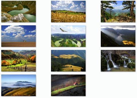Serbian Landscapes