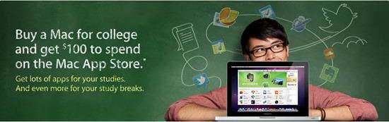 Apple Back to School Offer