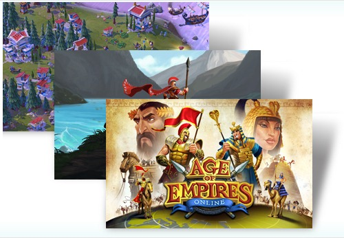 Age of Empires Online_windows7_theme