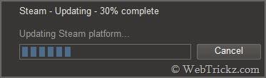 steam-updating