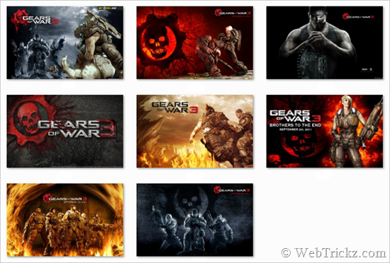 Gears of War 3_wallpapers