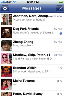 Facebook Messenger_ios