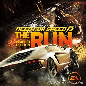 NFS The Run Limited Edition