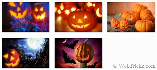 Sciencehack Official Halloween Free Themes For Windows 7