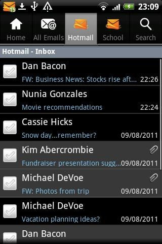 hotmail-android-email
