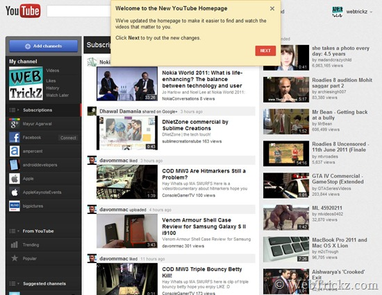 new-youtube-homepage