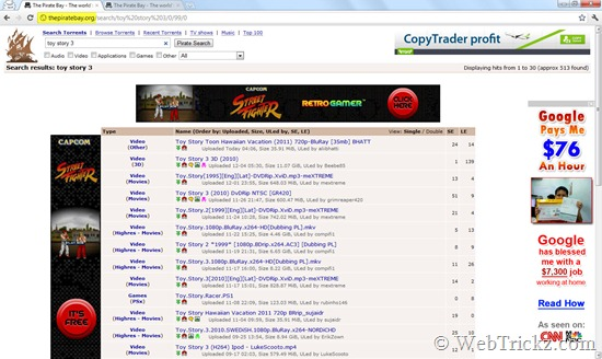 thepiratebay.org_results page