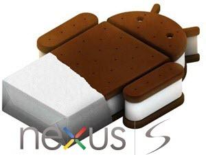 Nexus s ice cream sandwich download