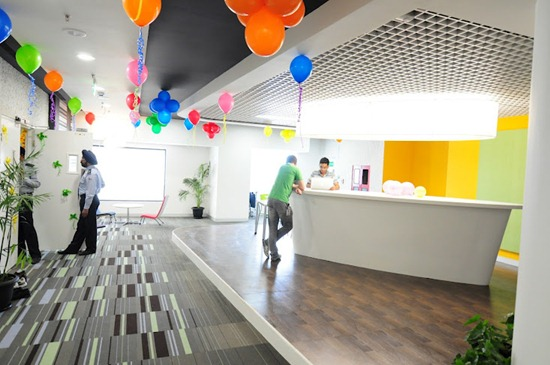 Latest official google india hyderabad office photos - Office photos ...