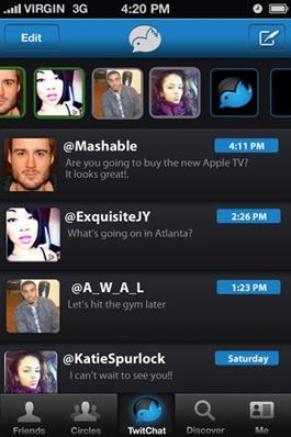 TwitChat