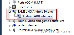 device-manager-Android-ADB-device