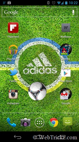 UEFA Euro 2012 Live wallpaper_Android