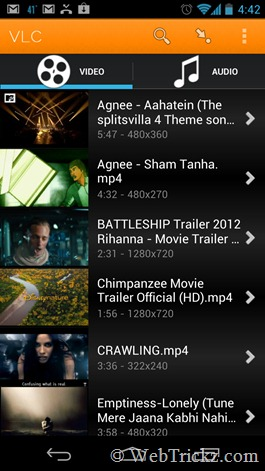vlc-for-android_playlist