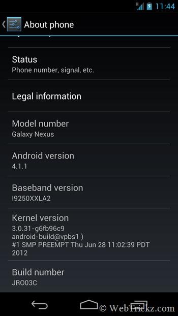 galaxy-nexus_android 4.1.1 jelly bean