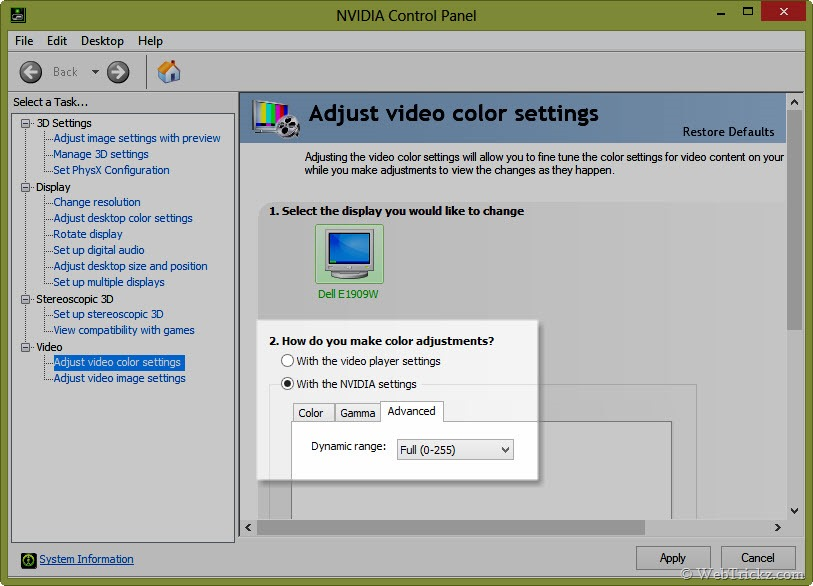 How to Fix Washed out Colors issue in VLC Player