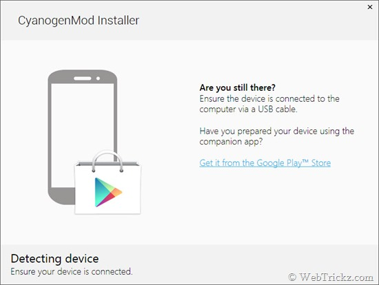 CyanogenMod Installer Now Available on Google Play