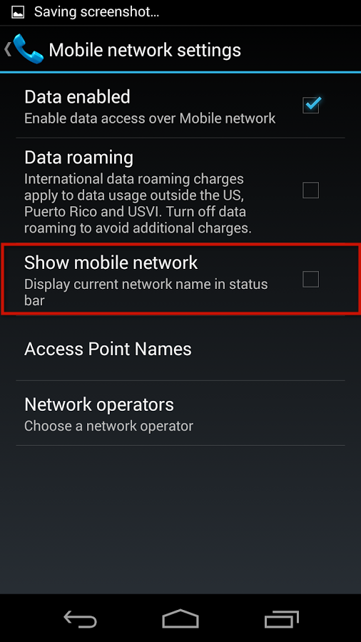 hide network name_status-bar_moto-g