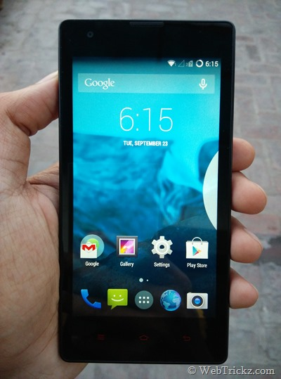 How to Install Android 4 4 4 CyanogenMod 11 ROM on Redmi 1S
