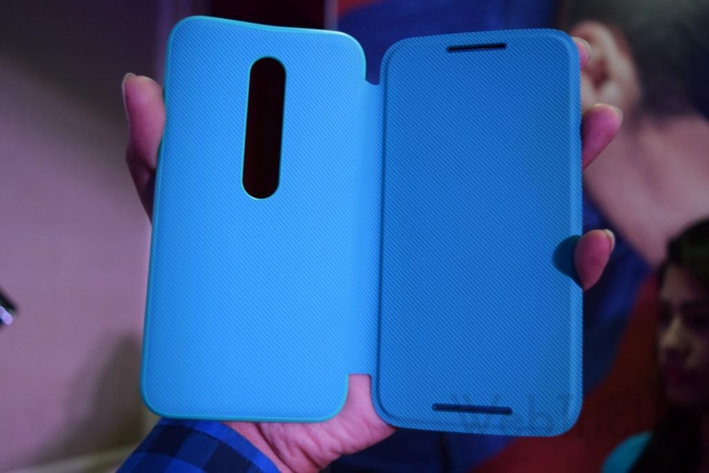 Moto G3 Flip case cover