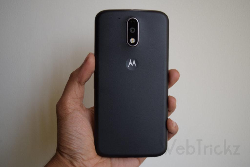 Moto G4 Plus_back view