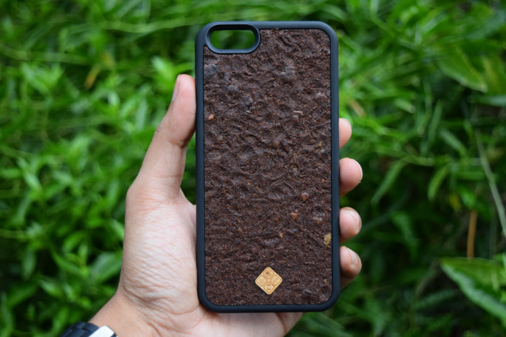 Organika coffee case for iPhone 6