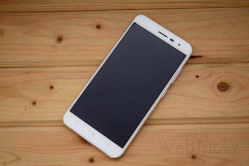 Moonlight White Zenfone 3