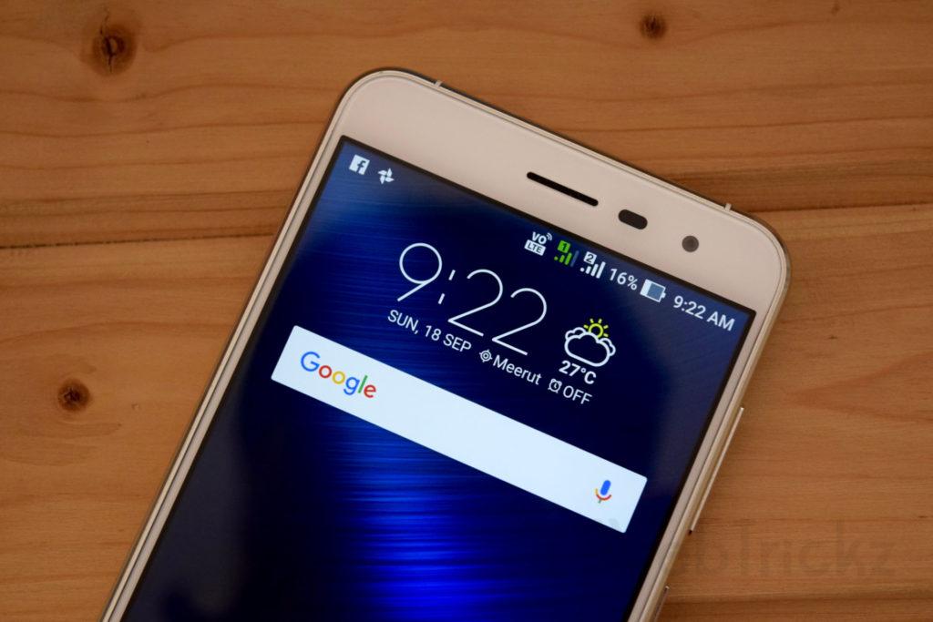 """Zenfone 3 5.5"""" IPS FHD display"""