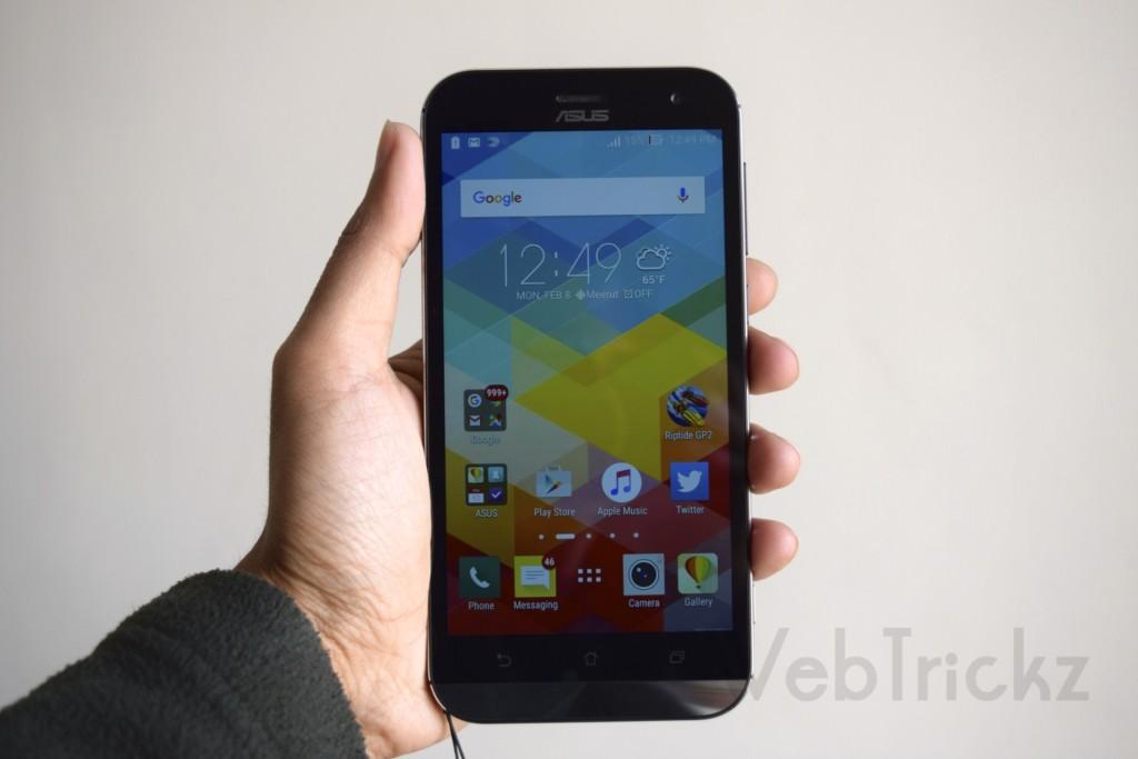 """Zenfone Zoom 5.5"""" FHD display"""