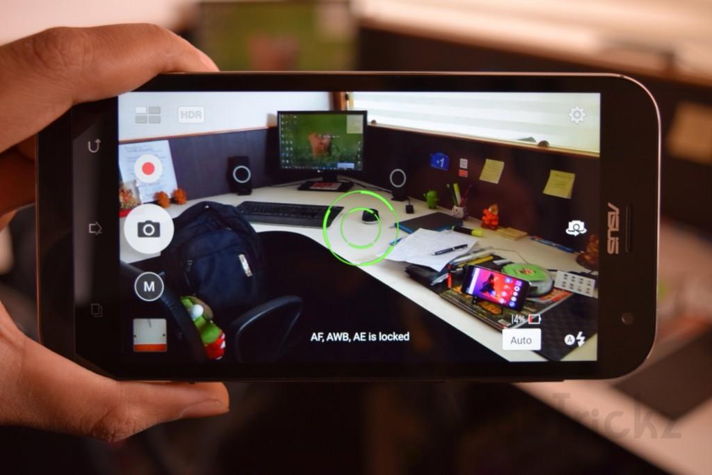 Zenfone Zoom_Camera UI