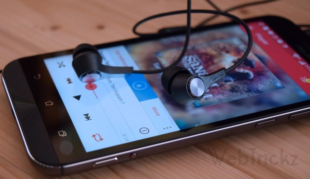 Zenfone zoom_Asus Earphones