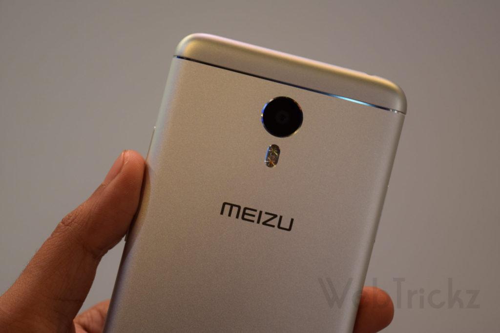 Meizu M3 Note_13MP camera