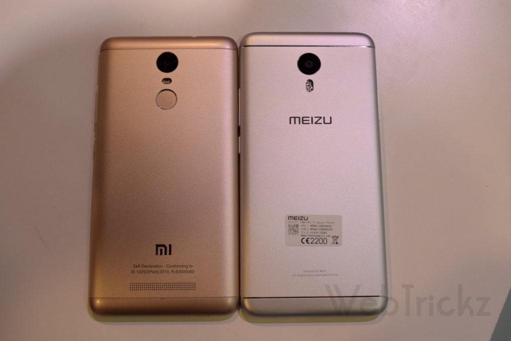 Redmi Note 3 vs Meizu M3 Note_back-view