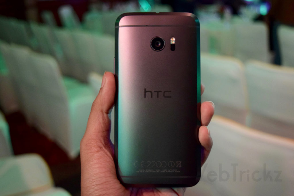 HTC 10 Carbon Grey