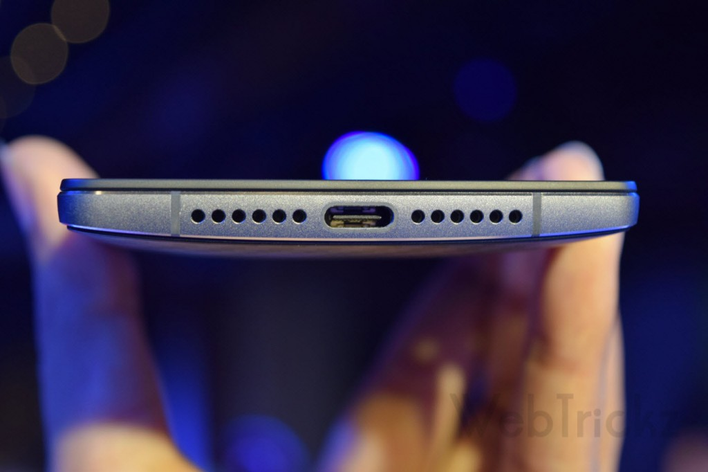 USB Type-C port OnePlus 2