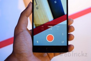 4K Video recording_OnePlus 2