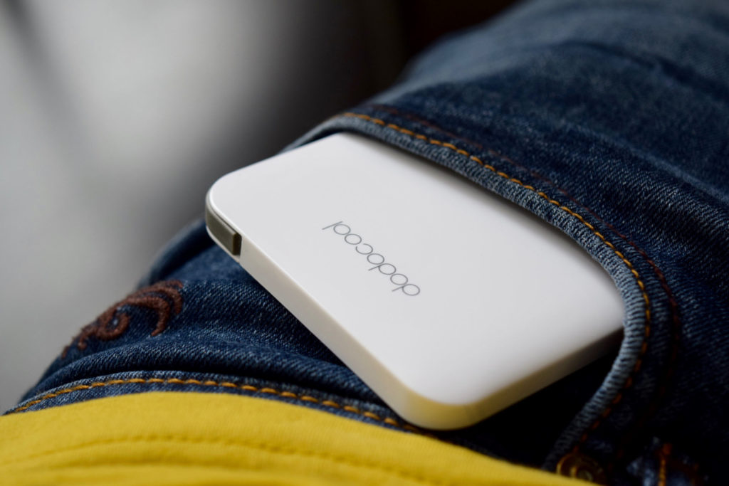 dodocool 5000mAh power bank