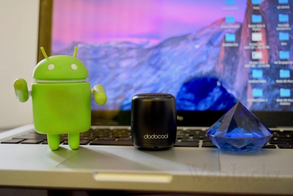 dodocool DA84 Mini Wireless Speaker review