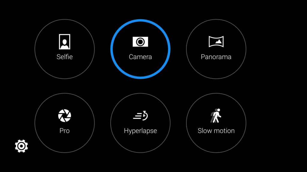 HTC One X9_Camera modes